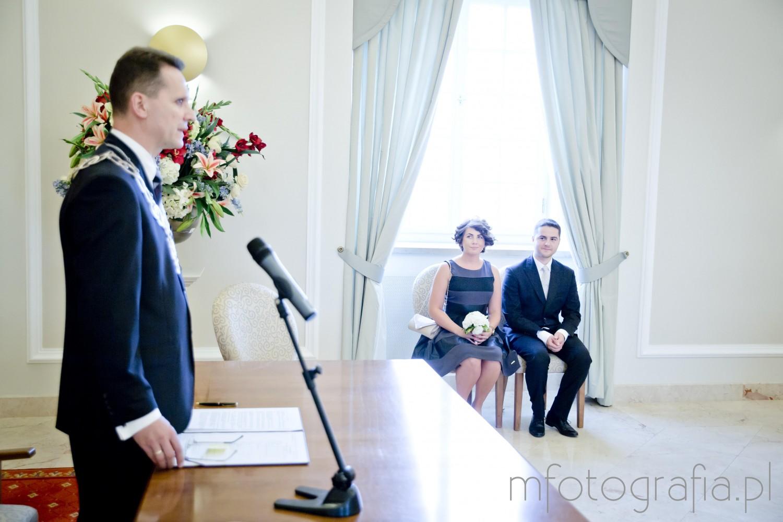 warszawa ślub cywilny w pałacu ślubów