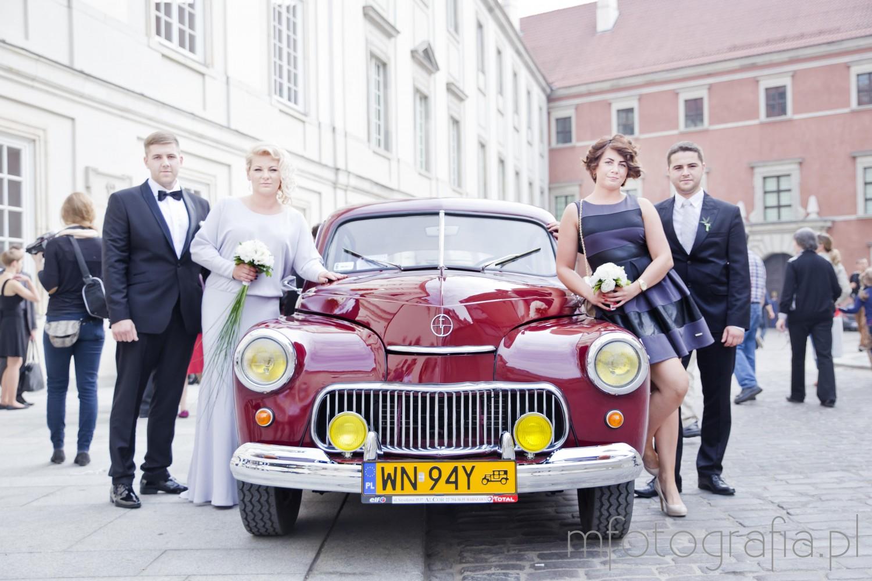 warszawa zdjęcia z ślubu cywilny w pałacu ślubów