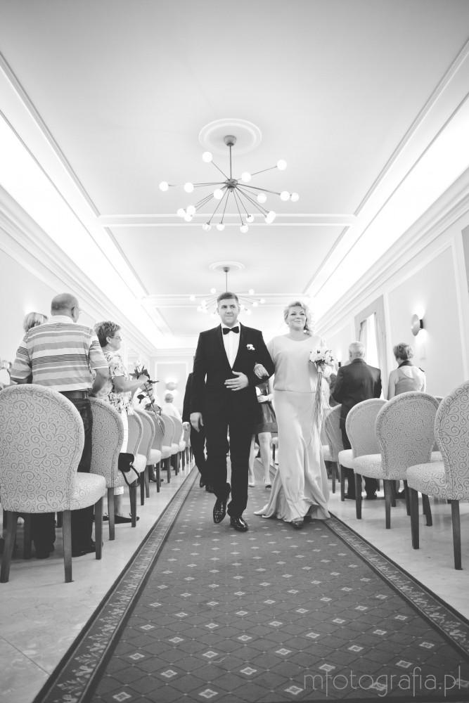 zdjęcia ze ślubu cywilnego