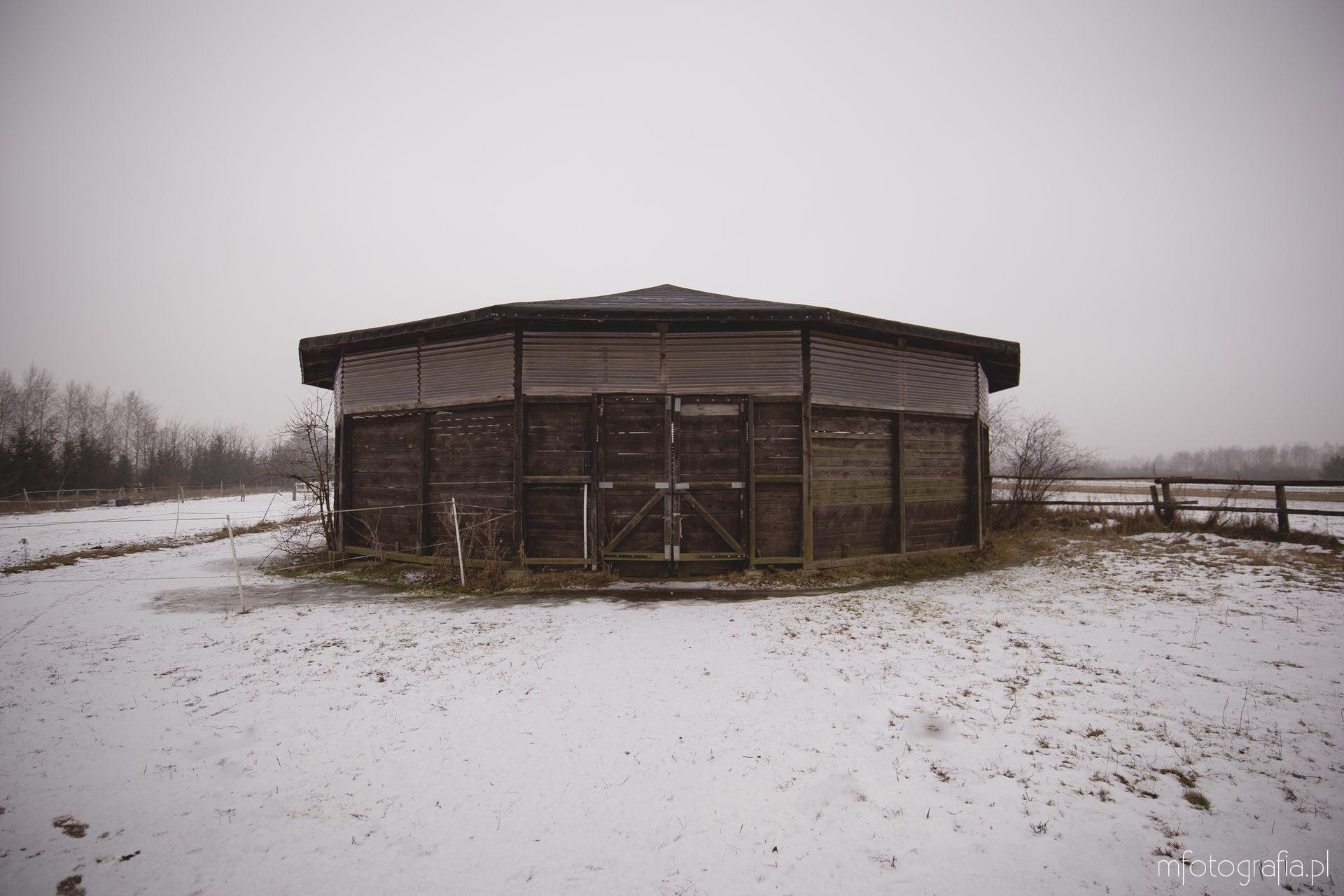 stodoła koni