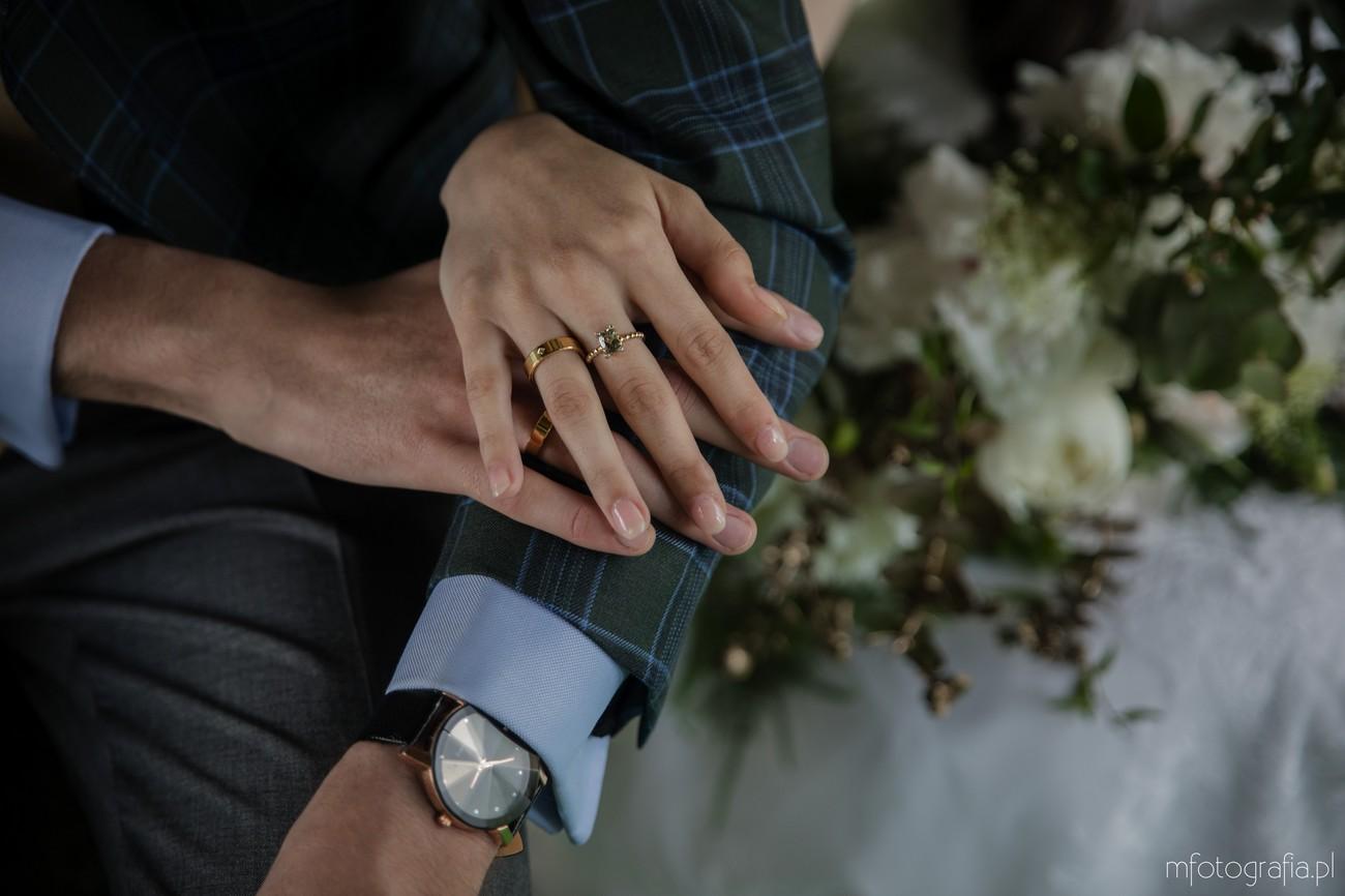 biżuteria ślubna novvak
