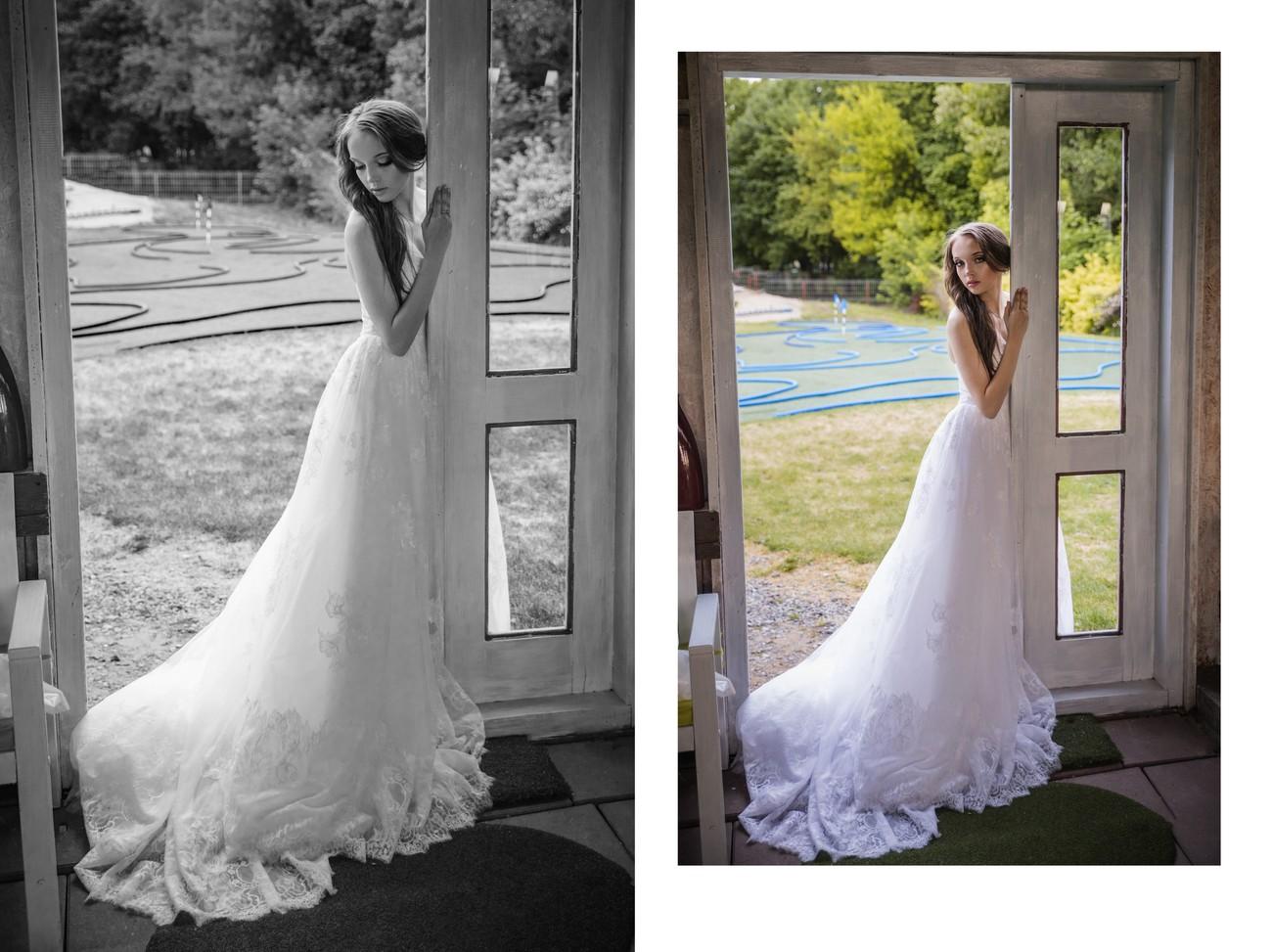 suknia ślubna nuvia